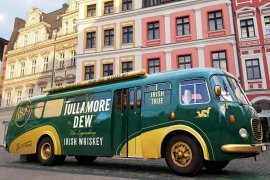 Reference - Tullamore DEW bus